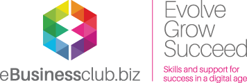 e-business club logo